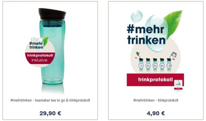 shuyao #mehrttinken produkte
